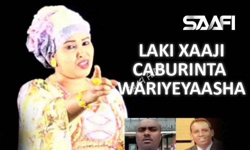 Photo of Caburinta Wariyeyaasha Cawil Daahir & Cabdulaahi Xirsi By Laki Xaaji Waceys