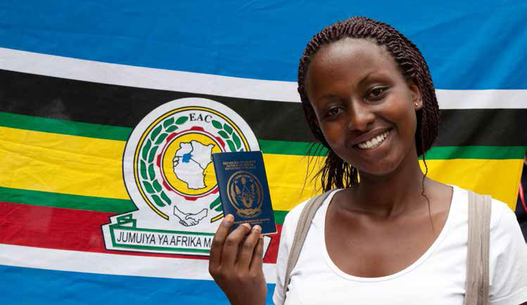 Photo of East Africa's EAC introduces common passport