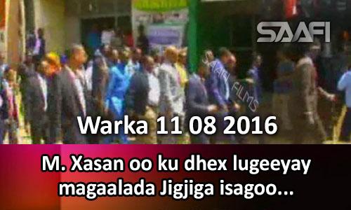 Photo of Warka 11 08 2016 Madaxweyne Xasan oo ku dhex lugeeyay magaalada Jigjiga.