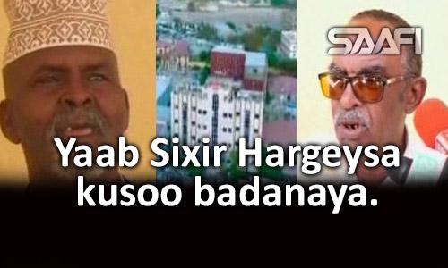 Photo of Yaab sixir Hargeysa kusoo badanaya & madaxda amaanka oo ka hadashay.