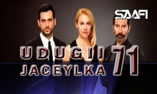 Udugii Jaceylka 71 Musalsal Turki ah oo laga daba dhacay.