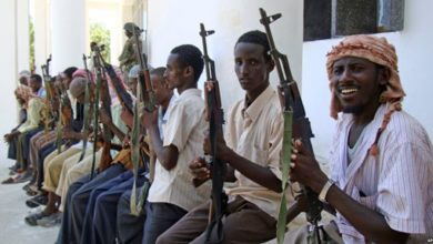 Photo of Al-Shabab Defectors Being Rehabilitated to Re-enter Somali Society