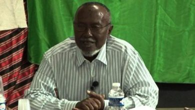 Photo of Djibouti opposition leader Ahmed Youssouf Houmed dies in France