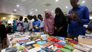 Photo of Foreign writers descend on Somalia for book fair