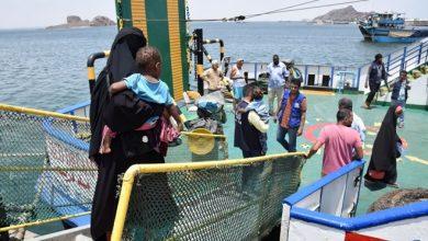 Photo of Amid danger, Somali refugees in Yemen return home
