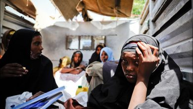 Photo of 200 Somali refugees detained in Yemen's Hadhramaut