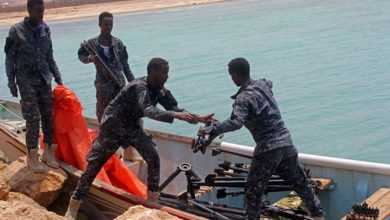 Photo of Authorities in Somalia's Puntland region tout capture of weapons-laden boat