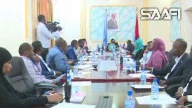 Photo of Gudoomiyeyaasha gobolka Banaadir oo ka shiray arimaha amniga & nadaafada.