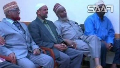Photo of Odayaal Soomaali & Oromo isugu jira oo Mareykanka baaq nabadeed kasoo diray