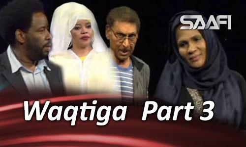Waqtiga & wareerkiisa part 3 Sheeko gaaban oo qiso macaan leh