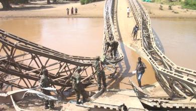 Photo of Daawo Sawirada: Al Shabaab oo qarxisay Buundadii Bariire & Masuuliyiin dagaalka kadib gaaray.