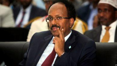 Photo of Somali president urges solidarity against Al-Shabab