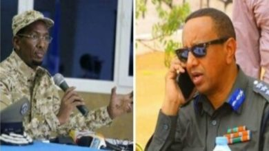Photo of Top Somali officials fired over deadly blasts