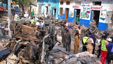 Photo of Militants who killed 23 at Mogadishu hotel used intelligence service ID cards
