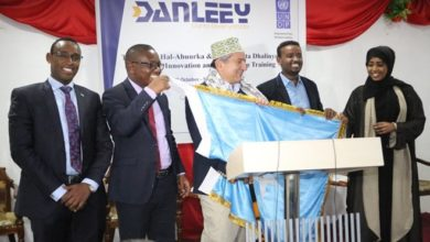 Photo of Somali youth meet over peace-building initiatives