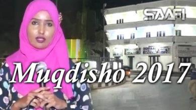 Photo of Muqdisho oo nuurkeeda laga yaabay & Xamda oo si qurux badan uga faalootay