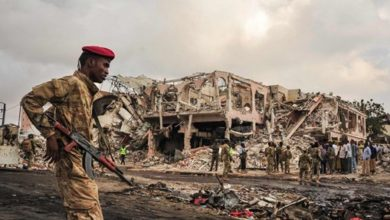 Photo of Death toll from blast in Somalia's capital rises to 276, with more than 300 injured