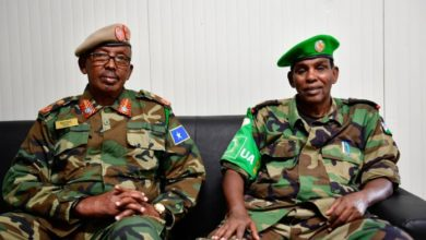 Photo of AMISOM Reiterates The Mission's Continued Support To Somali Army