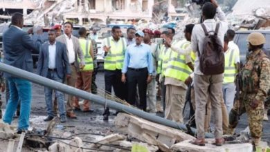 Photo of Somalia declares three days of mourning after blast