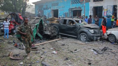 Photo of UPDATE: Death Toll From Mogadishu Blasts Rise To At Least 13