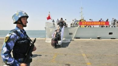 Photo of China To Continue Escort Missions In Gulf Of Aden, Somalia