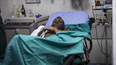 Photo of Injured victims of Mogadishu blast arrive in Khartoum