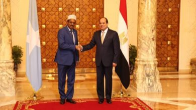 Photo of Egypt's Sisi stresses unity, sovereignty of Somalia