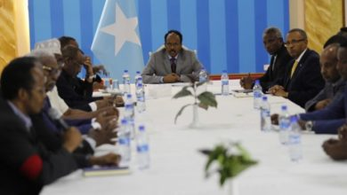 Photo of Mogadishu Talks Ended, A Joint Communique Released