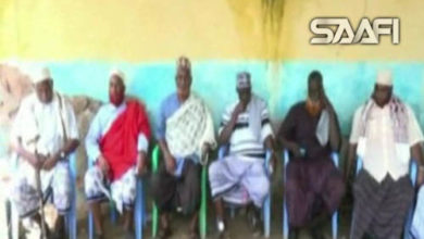 Photo of Odayaal & waxgarad Baydhabo kulan ku yeeshay oo ka hadlay khilaafka ka dhex taagan Koofur Galbeed