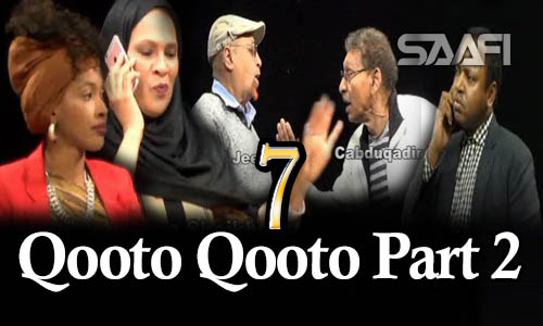Qooto Qooto Part 2 qeybta 7-aad Sheeko gaaban taxane ah