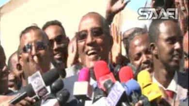 Photo of Shacabka Somaliland oo si qurux badan ugu dureeray codeynta madaxweynaha cusub