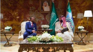 Photo of Deputy PM Meets With Saudi Arabia's Crown Prince In Riyadh