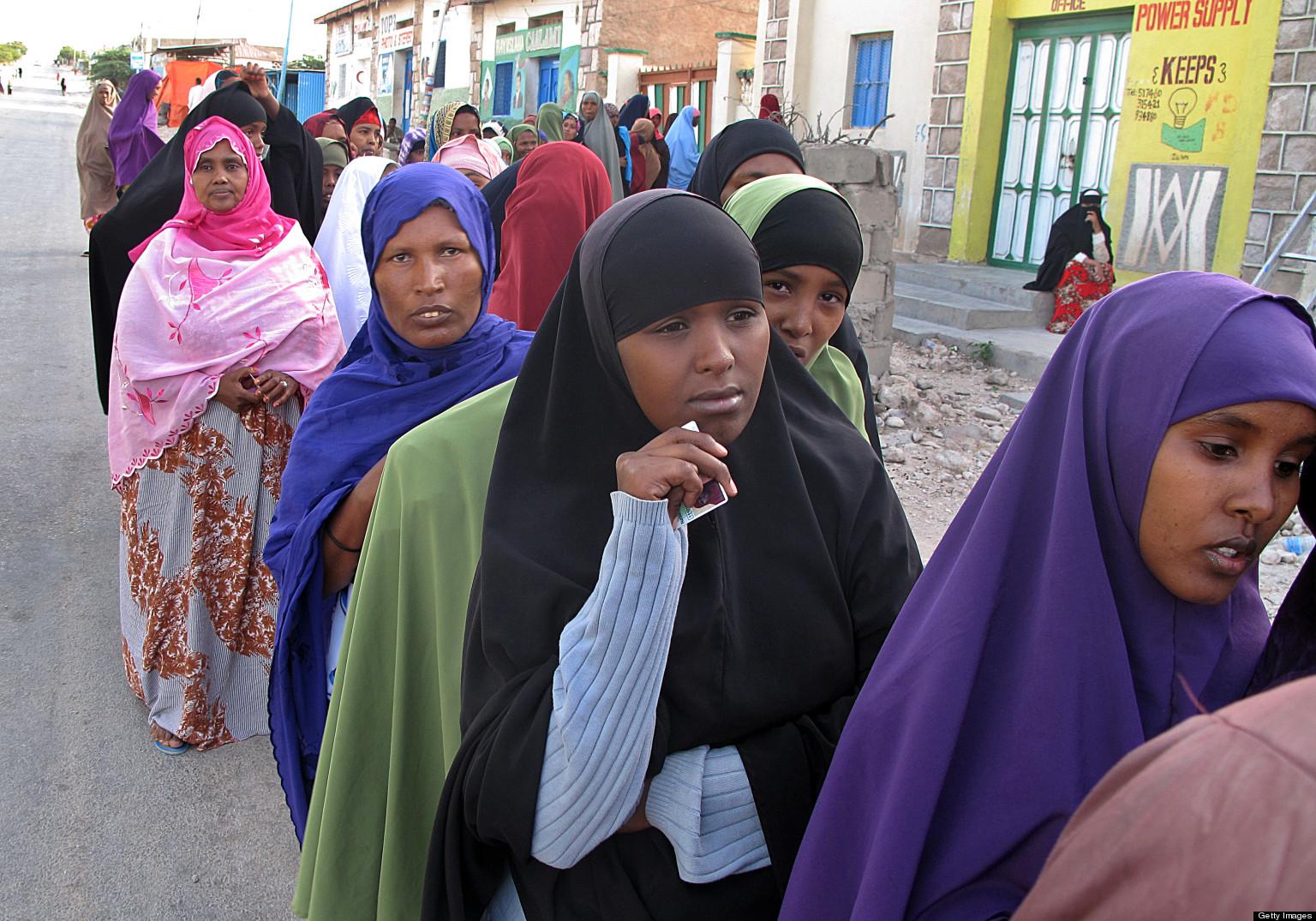 Daawo sawiro: Doorashada Somaliland oo si qurux badan ku bilaabatay
