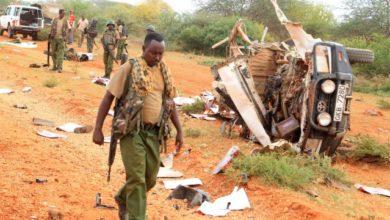 Photo of Twelve Policemen Killed In Islamist Attack In Kenya