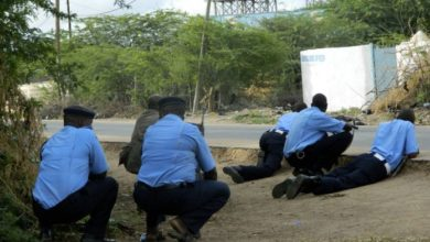 Photo of Kenyan Police Arrest Two Tanzanians Trying To Join Al Shabaab