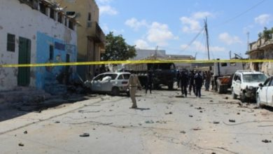 Photo of Roadside Bomb Wounds Two Civilians In Mogadishu