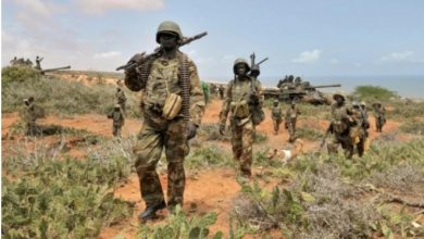 Photo of Somalia's African Union mission has a new exit strategy. But can troops actually leave?