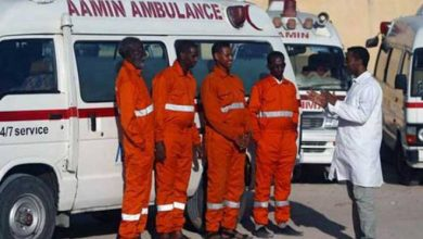Photo of Aamin Ambulance Service to train Mogadishu residents in first aid