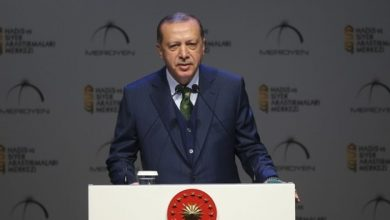 Muslim world targeted with plots like Jerusalem, Syria, Myanmar to benefit o