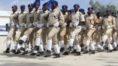 Photo of Somali Police Celebrates 74 Years Of Existence