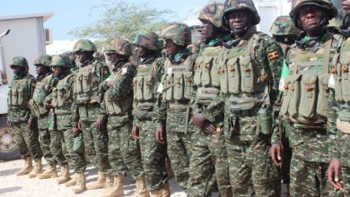 Photo of 1,000 Amisom Troops Leave Somalia In Gradual Pullout