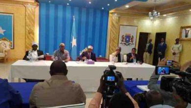 Photo of Galmudug, Ahlu Sunna Sign Power Sharing Deal In Mogadishu