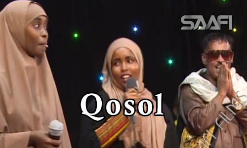 Qosol Ajakis oo yaabay Masraxa Furan 22 12 2017