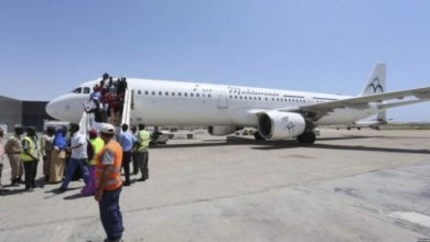 Photo of A plane with deportees to Somalia, including at least four from Minnesota, returned to the United States on Friday