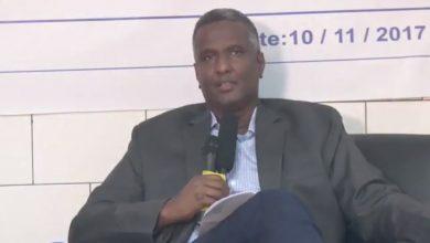 Photo of Politician Abdirahman Abdishakur attacked in his home in Mogadishu