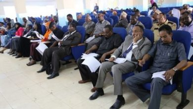 Photo of Somali Parliament Approves 2018 Budget