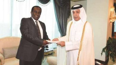 Photo of Qatar Says Reviews Ties With Somalia