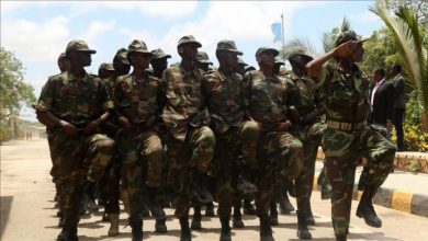 Photo of Somalia Arrests 42 Soldiers For Raiding Senator's Home