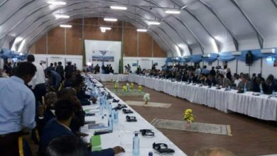 Photo of Somali President Opens A Securiy Meeting In Mogadishu