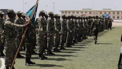 Photo of Somali Cadets Graduate From Turkish Military Academy